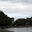 2006.10.29.大瀬崎-1.大瀬崎.富士山