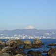 2007.02.11.初島-1.初島.富士山