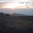 2007.08.27.常念岳-1.常念小屋.6