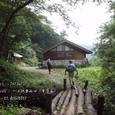 2007.08.27.常念岳-3.一ノ沢登山口.TKYS&FSY