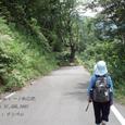 2007.08.27.常念岳-4.一ノ沢林道.FSY
